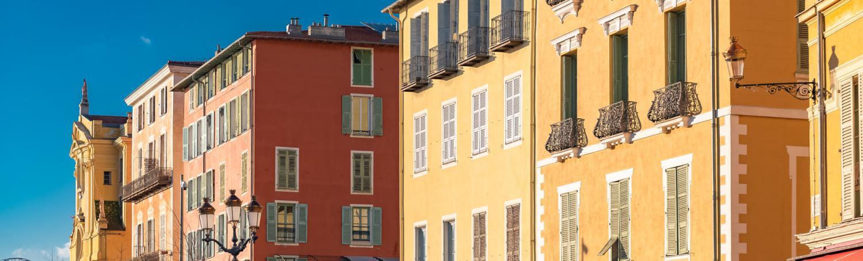 Nos villages sur la Côte d'Azur